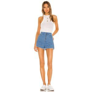 JACK by BB Dakota Down To Business Denim Short